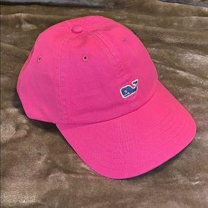 Vineyard Vine Hot Pink Hat